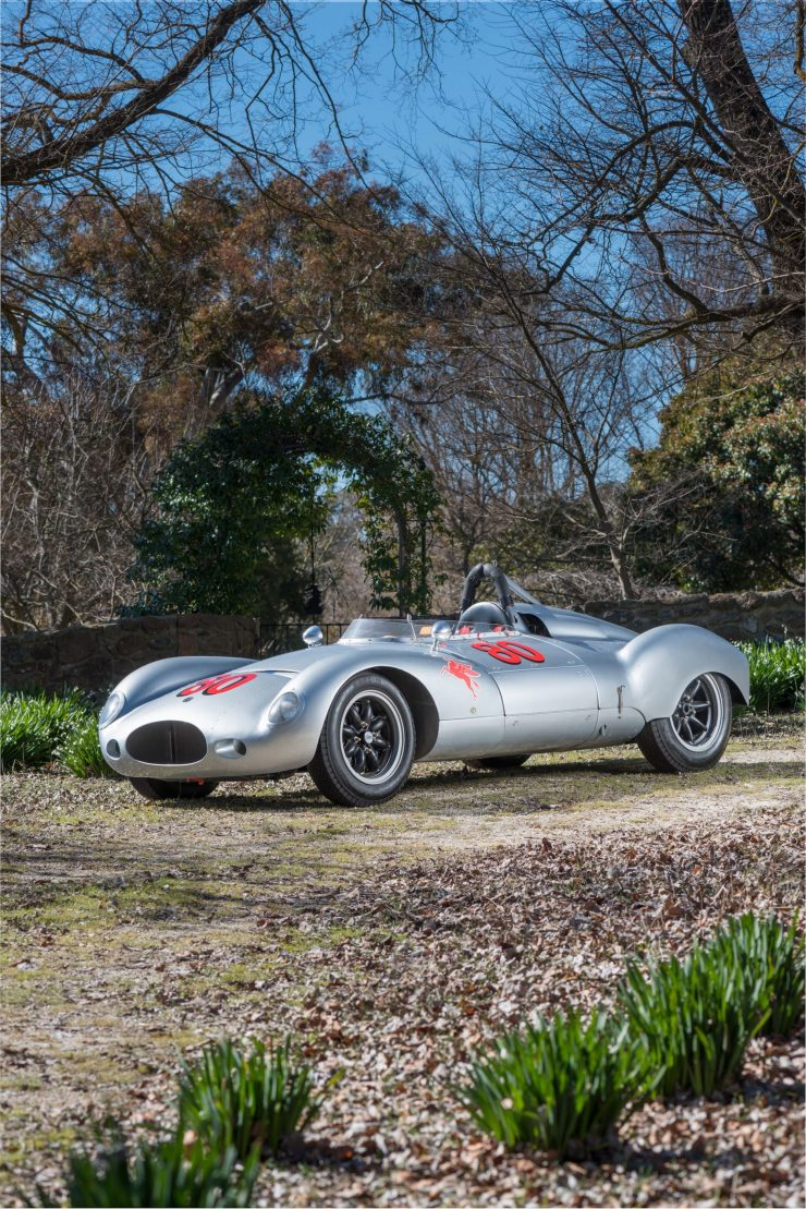 cooper climax t59 car 1 740x1109 - 1956 Cooper-Climax T39 Bobtail Racer