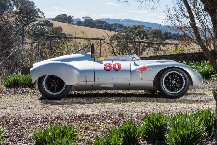 cooper climax t59 car 33 740x494 - 1956 Cooper-Climax T39 Bobtail Racer