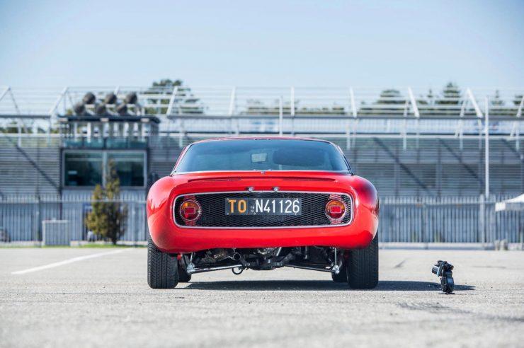 de tomaso vallelunga car 17 740x492 - 1967 De Tomaso Vallelunga