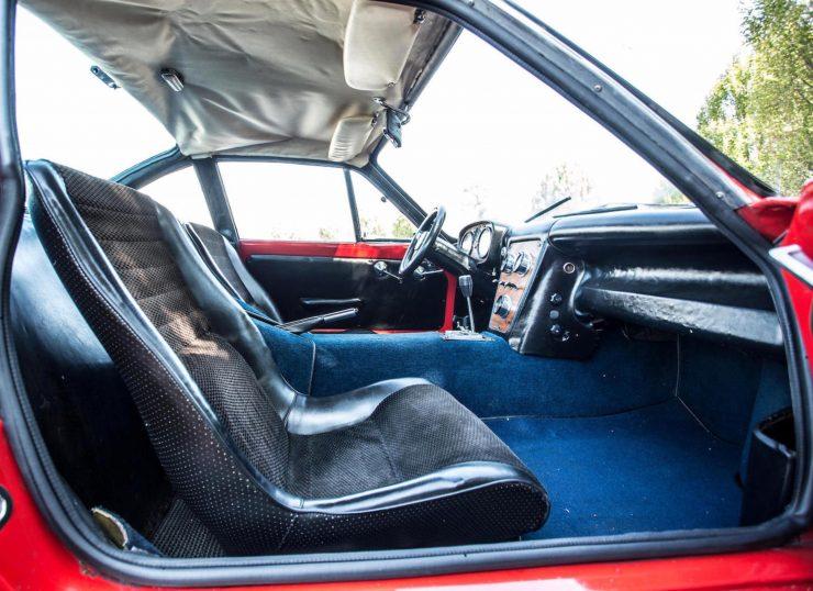 de tomaso vallelunga car 2 740x538 - 1967 De Tomaso Vallelunga