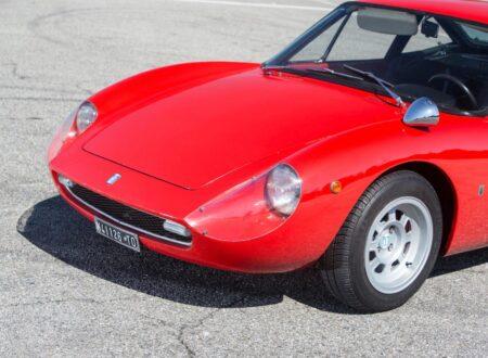 de tomaso vallelunga car 21 450x330 - 1967 De Tomaso Vallelunga
