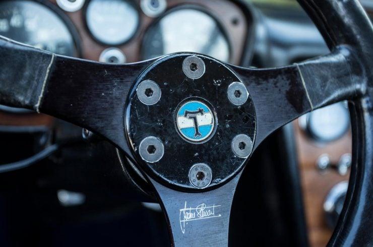 de tomaso vallelunga car 5 740x491 - 1967 De Tomaso Vallelunga