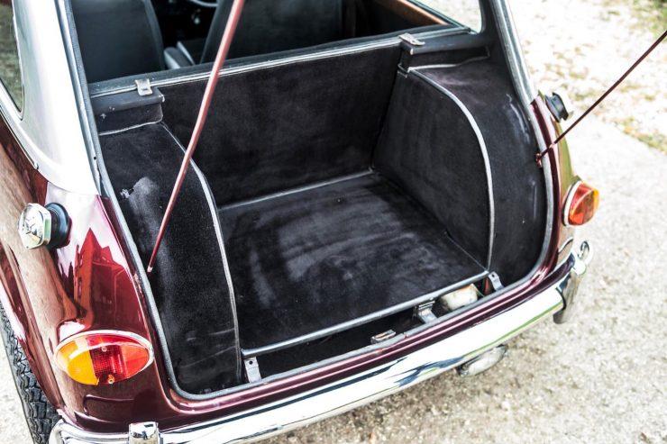 mini cooper s car 18 740x493 - Ringo Starr's Mini Cooper S