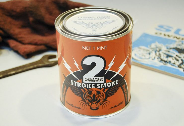 2 Stoke Smoke Scented Candles 740x508 - 2 Stroke Smoke Scented Candle