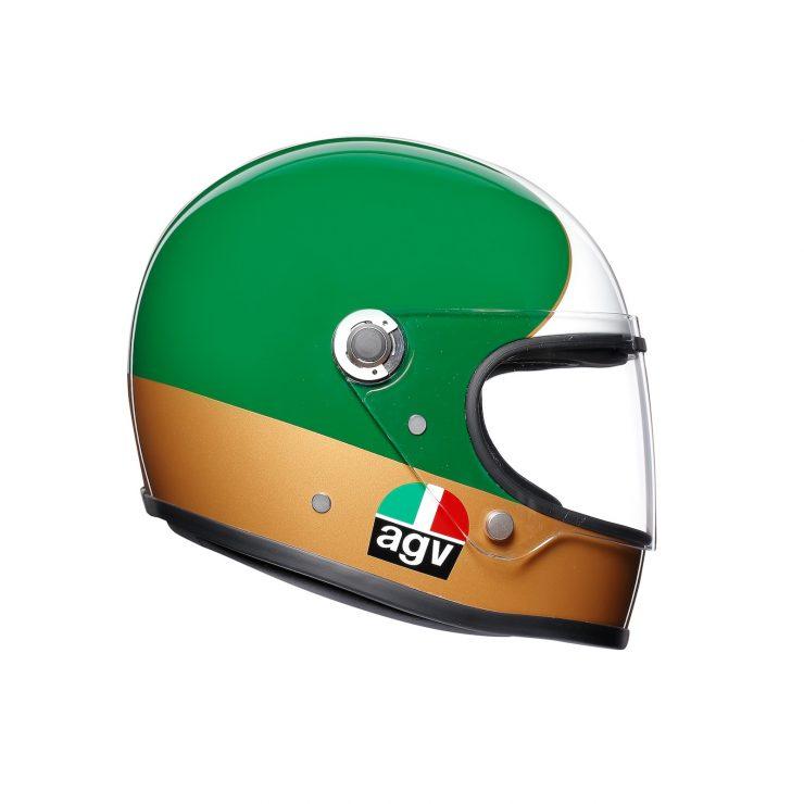 AGV Ago 1 Full Face Helmet 1 740x740 - AGV X3000 AGO 1 Full Face Helmet