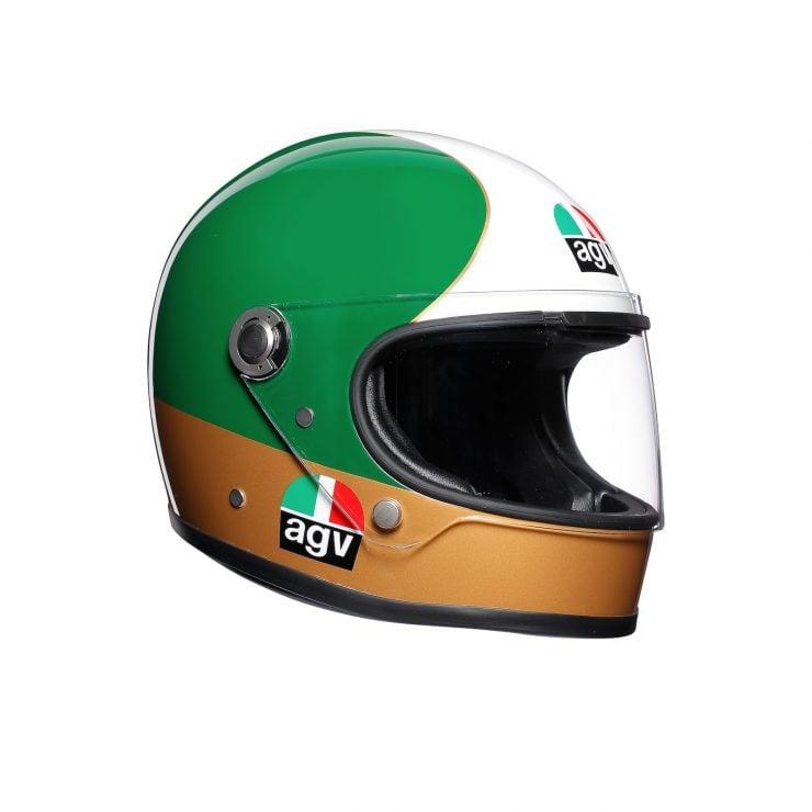 AGV Ago 1 Full Face Helmet 2 740x740 - AGV X3000 AGO 1 Full Face Helmet