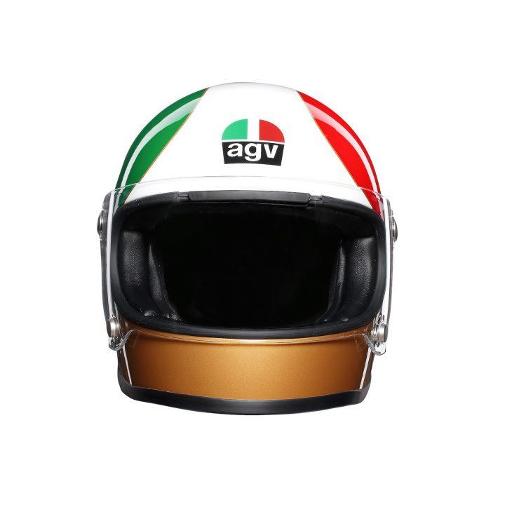 AGV Ago 1 Full Face Helmet 3 740x740 - AGV X3000 AGO 1 Full Face Helmet