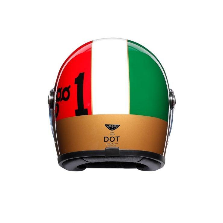AGV Ago 1 Full Face Helmet 4 740x740 - AGV X3000 AGO 1 Full Face Helmet