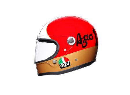 AGV Ago 1 Full Face Helmet 450x330 - AGV X3000 AGO 1 Full Face Helmet