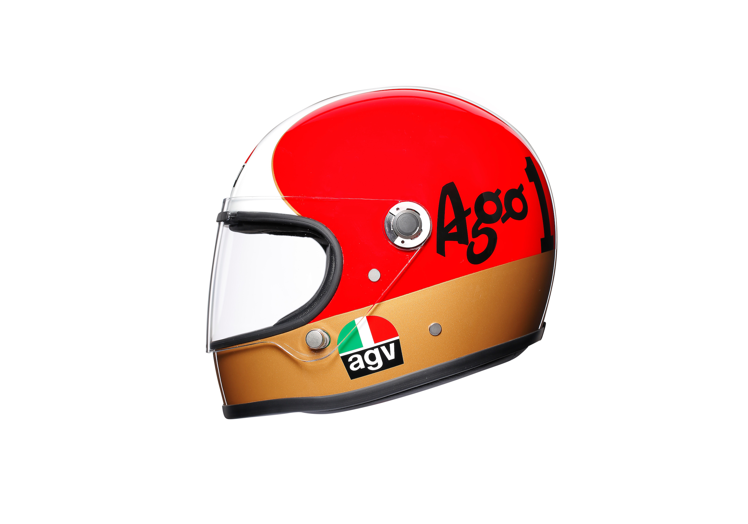 Agv Legends X3000 Replacement Shield Tinted Protective Gear Motorcycle Atv
