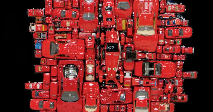 Car Art Rêve de Gosse by Raoul. W Detail 740x390 - Rêve de Gosse by Raoul.W