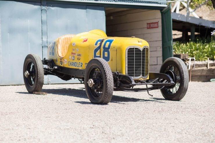 Chandler SIX Racing Car 5 740x493 - 1926 Chandler Six Racing Car