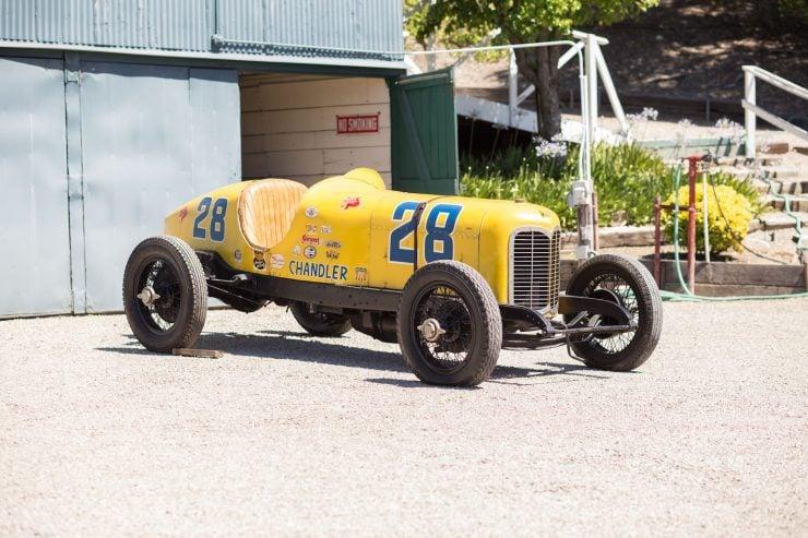 Chandler SIX Racing Car 6 740x493 - 1926 Chandler Six Racing Car