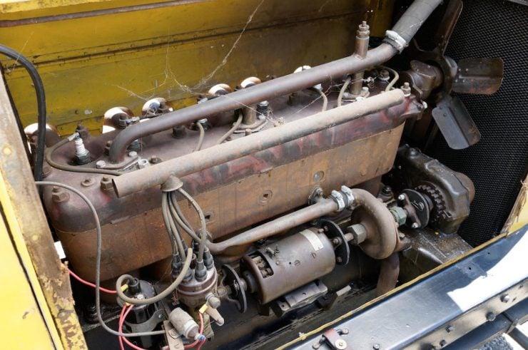 Chandler SIX Racing Car 8 740x491 - 1926 Chandler Six Racing Car