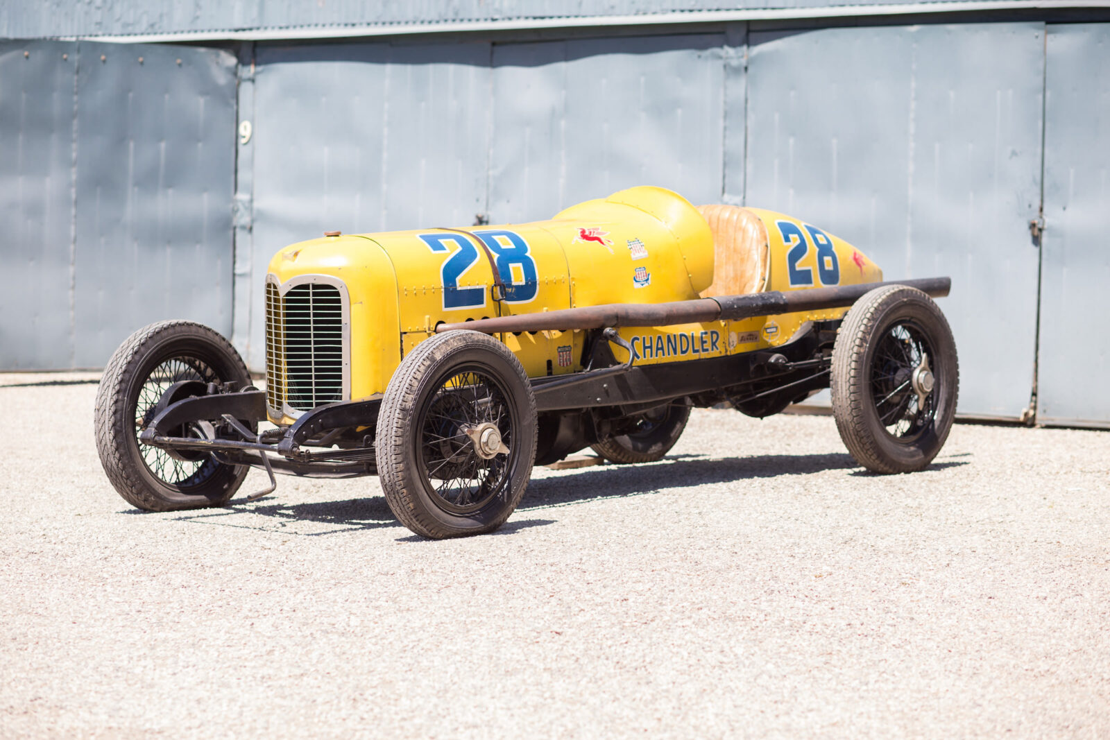 Chandler SIX Racing Car Main Hero Image 1600x1067 - 1926 Chandler Six Racing Car