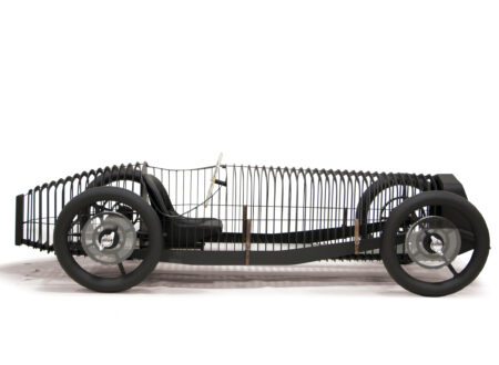 Delage 15 S8 by Raoul.W Sculpture 450x330 - Delage 15 S8 by Raoul.W