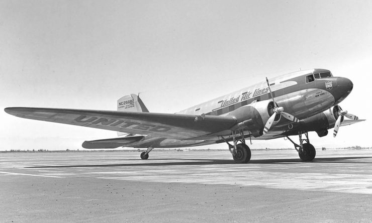 Douglas DC 3 Plane 740x444 - Documentary: The DC-3 - The Plane That Changed The World