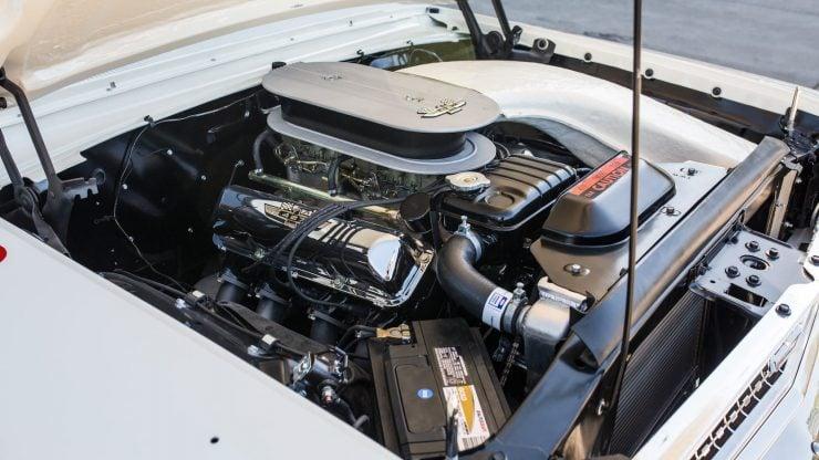 Ford Galaxie 500 Lightweight 5 740x416 - 1963 Ford Galaxie 500 Lightweight