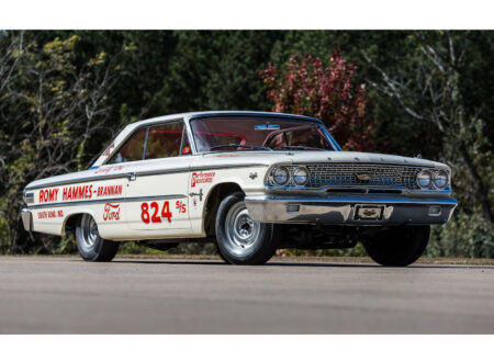 Ford Galaxie 500 Lightweight Car 450x330 - 1963 Ford Galaxie 500 Lightweight