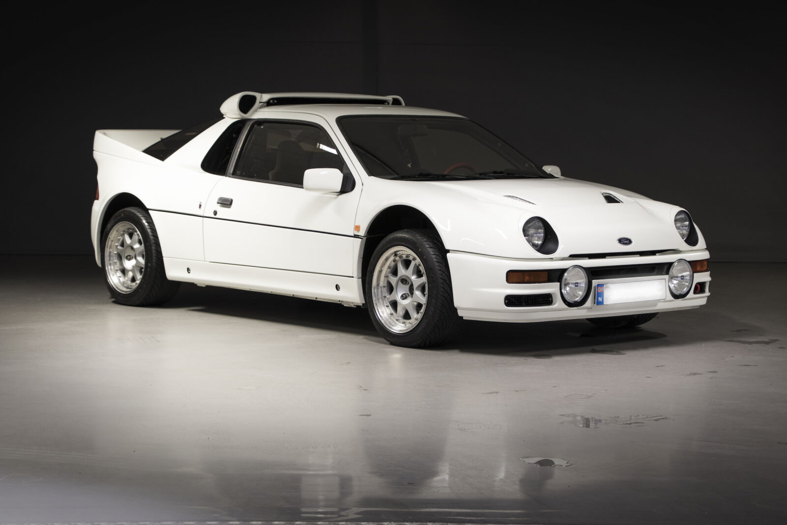 1986 Ford RS200 Evolution Group B