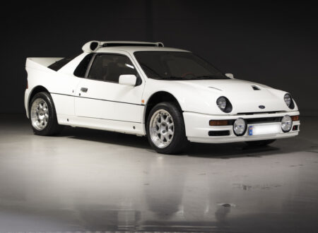 Ford RS200 450x330 - 1986 Ford RS200 Evolution Group B