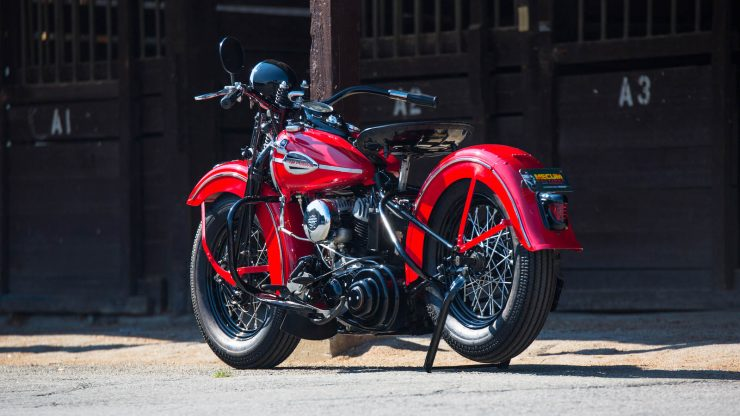 Harley Davidson WLD 1 740x416 - 1941 Harley-Davidson WLD