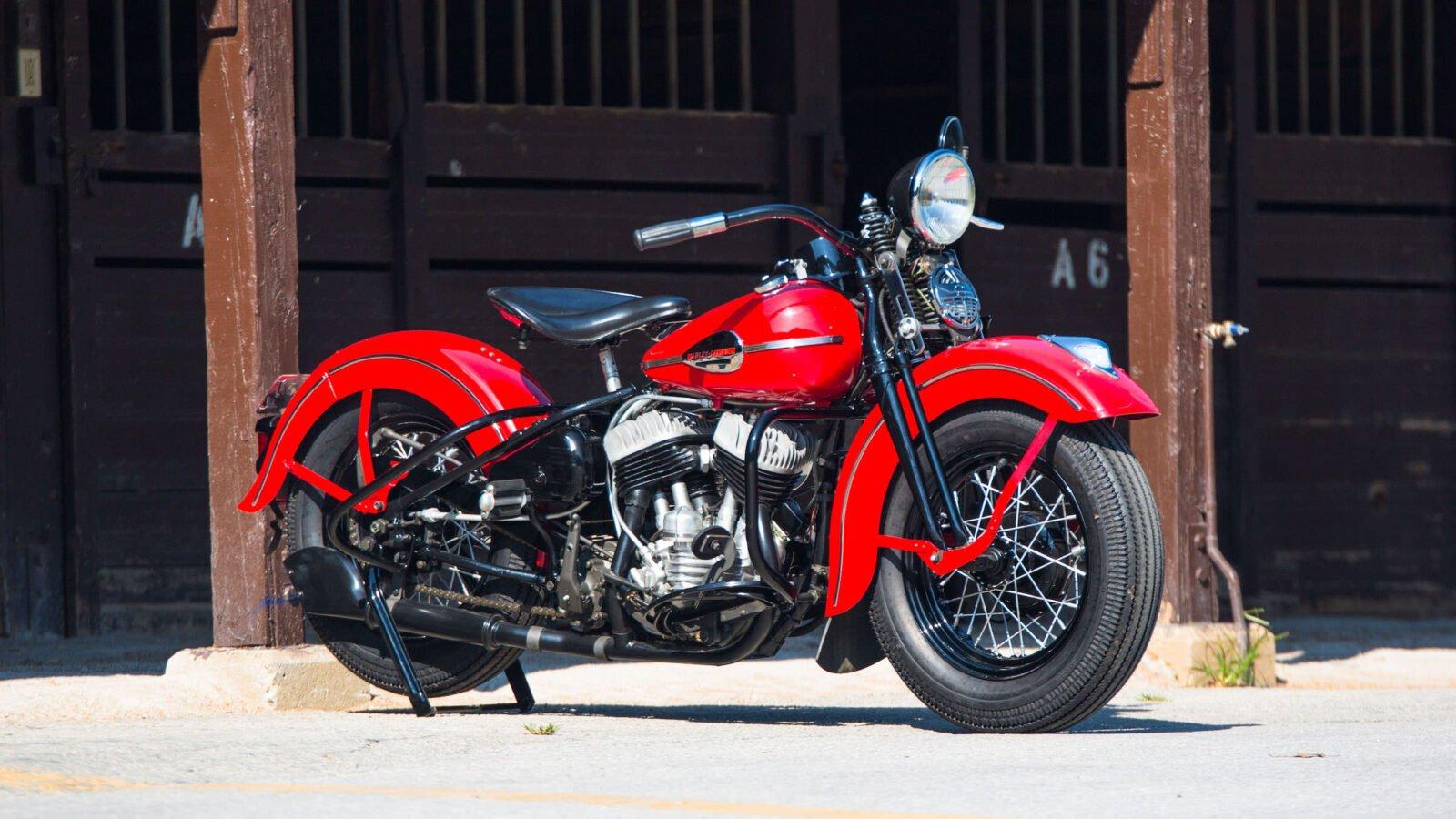 Harley Davidson WLD 11 1600x900 - 1941 Harley-Davidson WLD