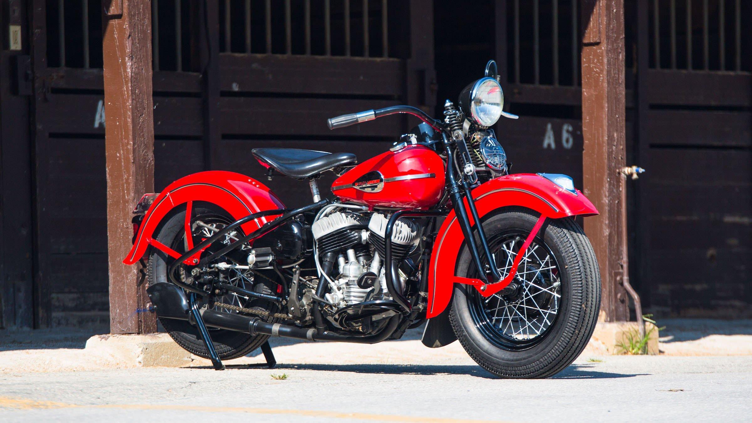 1941 Harley