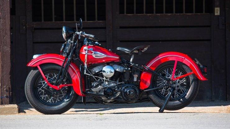 Harley Davidson WLD 2 740x416 - 1941 Harley-Davidson WLD