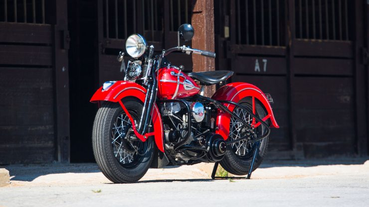Harley Davidson WLD 3 740x416 - 1941 Harley-Davidson WLD