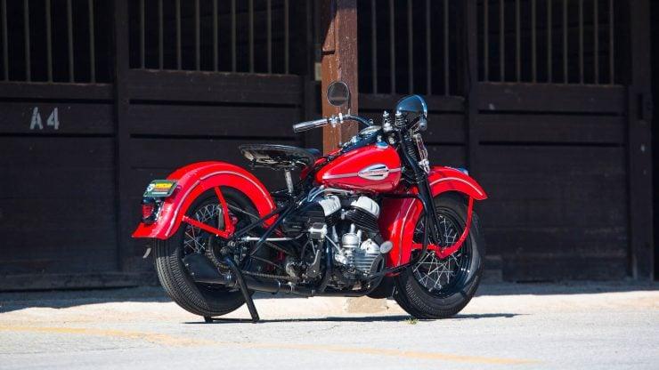 Harley Davidson WLD 4 740x416 - 1941 Harley-Davidson WLD