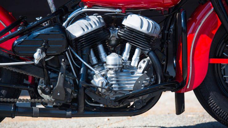 Harley Davidson WLD 5 740x416 - 1941 Harley-Davidson WLD