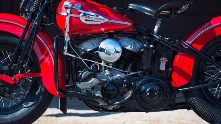 Harley Davidson WLD 6 740x416 - 1941 Harley-Davidson WLD