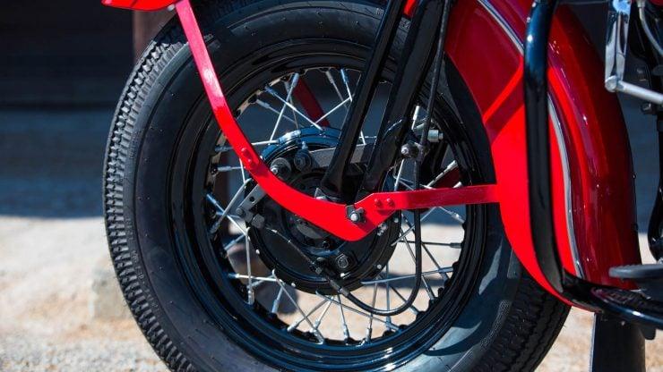 Harley Davidson WLD 7 740x416 - 1941 Harley-Davidson WLD