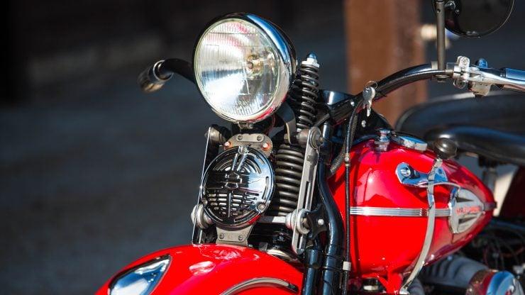 Harley Davidson WLD 9 740x416 - 1941 Harley-Davidson WLD