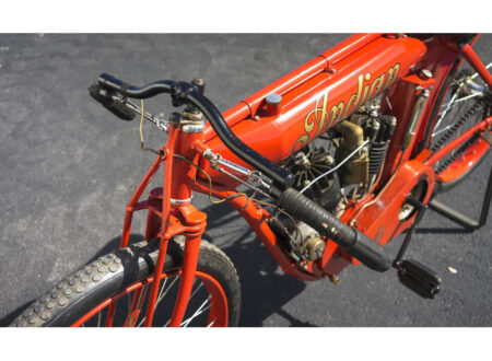 Indian Board Track Racer 450x330 - 1912 Indian Twin Board Track Racer