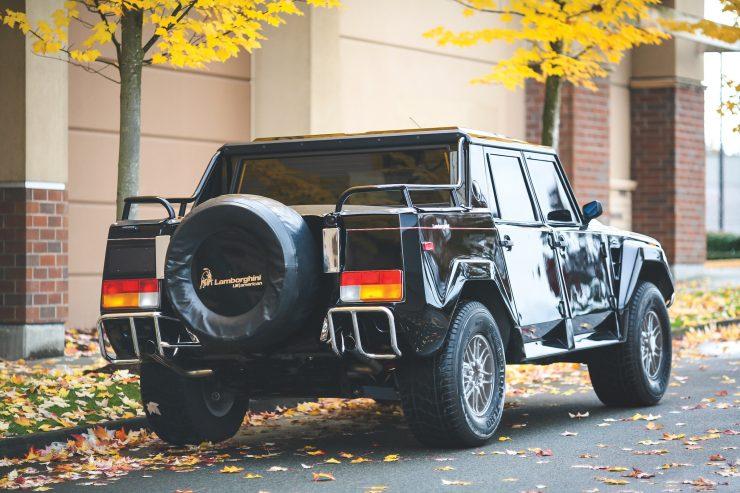 Lamborghini LM002 4x4 Car 3 740x493 - The Rambo Lambo: 1990 Lamborghini LM002