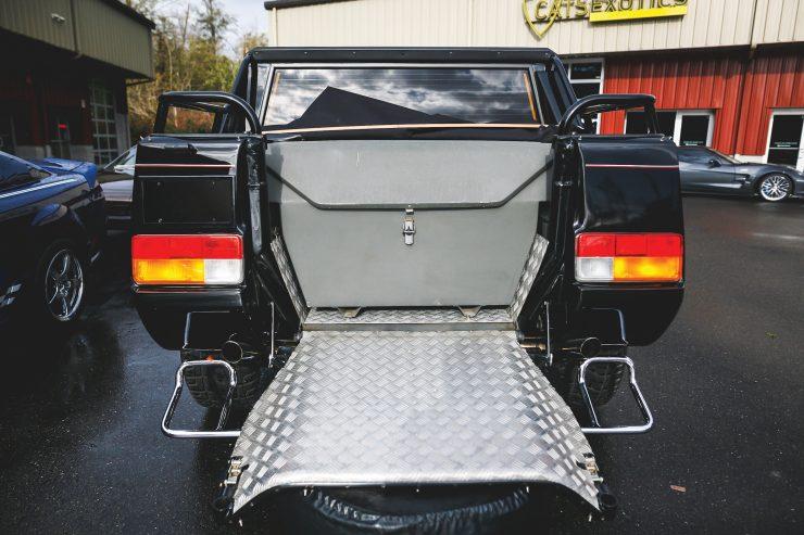 Lamborghini LM002 4x4 Car 6 740x493 - The Rambo Lambo: 1990 Lamborghini LM002