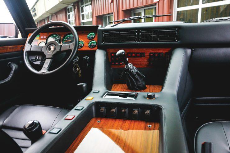 Lamborghini LM002 4x4 Car 9 740x493 - The Rambo Lambo: 1990 Lamborghini LM002