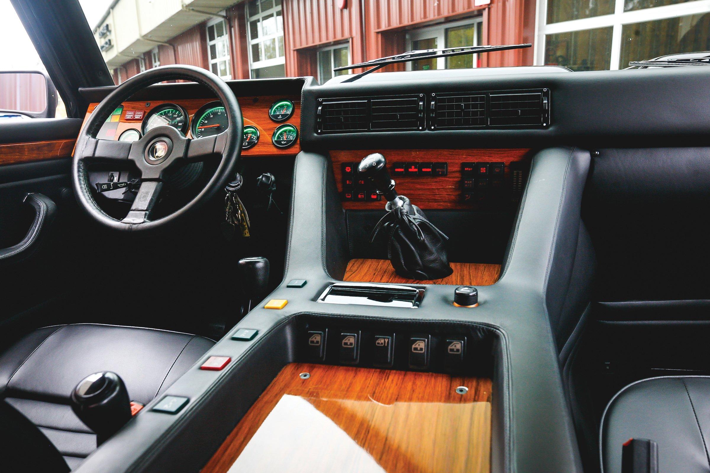 The Rambo Lambo 1990 Lamborghini Lm002