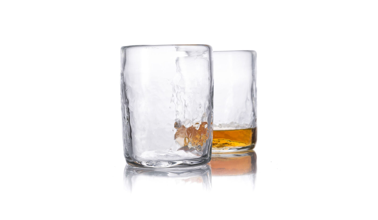 Natural Glass Whiskey Tumblers 1 1600x935 - Natural Glass Whiskey Tumblers