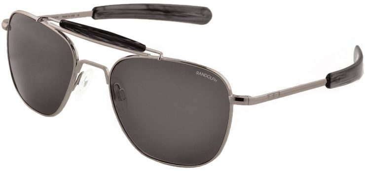 Randolph Aviator II Sunglasses 1 740x347 - Randolph Aviator II Sunglasses
