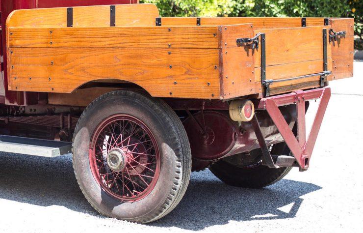 Rolls Royce Silver Ghost Pick Up Truck 10 740x474 - 1926 Rolls-Royce Silver Ghost Pickup Truck