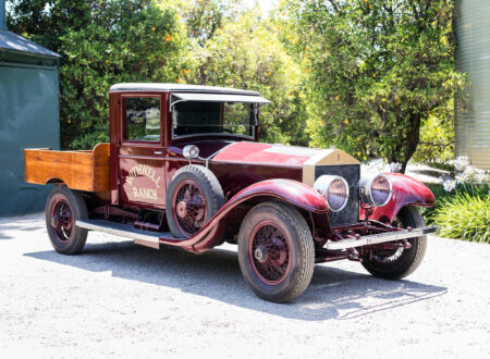 Rolls Royce Silver Ghost Pick Up Truck 450x330 - 1926 Rolls-Royce Silver Ghost Pickup Truck