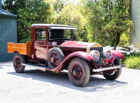Rolls Royce Silver Ghost Pick Up Truck 450x330 - 1926 Rolls-Royce Silver Ghost Pickup Truck