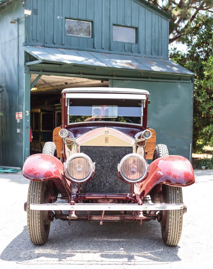 Rolls Royce Silver Ghost Pick Up Truck 5 740x935 - 1926 Rolls-Royce Silver Ghost Pickup Truck