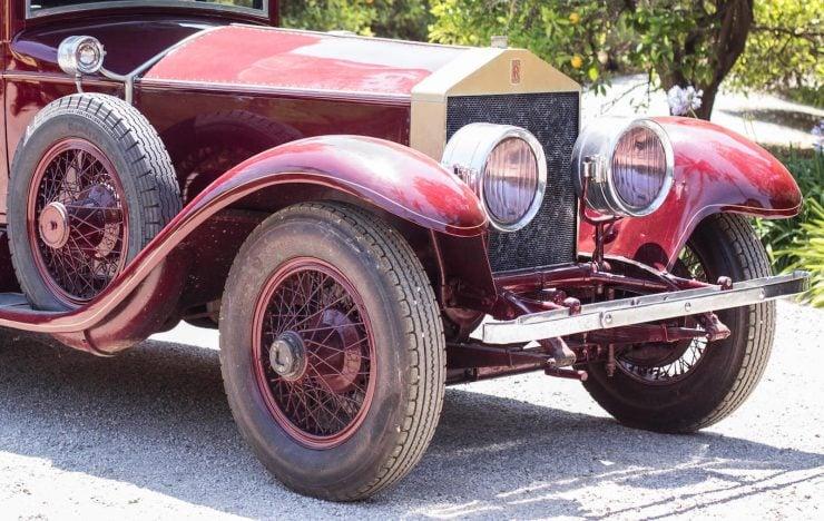 Rolls Royce Silver Ghost Pick Up Truck 9 740x468 - 1926 Rolls-Royce Silver Ghost Pickup Truck