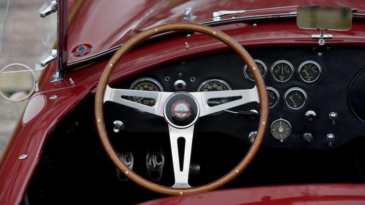 Shelby 289 Cobra 10 740x416 - The Last Shelby Cobra 289