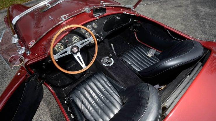 Shelby 289 Cobra 3 740x416 - The Last Shelby Cobra 289