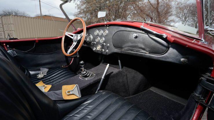 Shelby 289 Cobra 4 740x416 - The Last Shelby Cobra 289